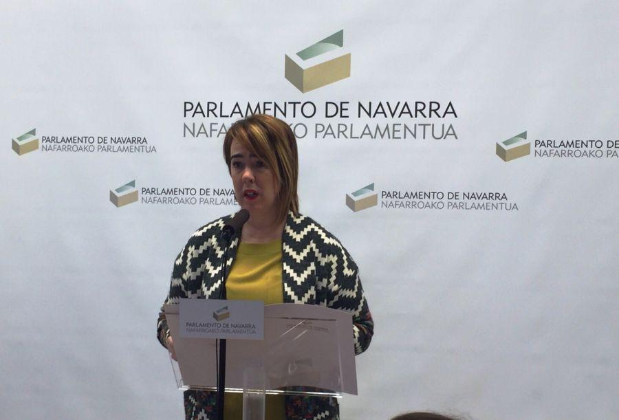 La presidenta Aznárez niega el relevo de la Letrada Mayor