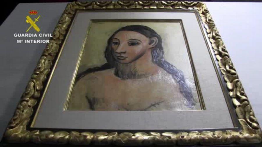 Jaime Botín, imputado por contrabando tras intentar llevarse un Picasso a Suiza para subastarlo