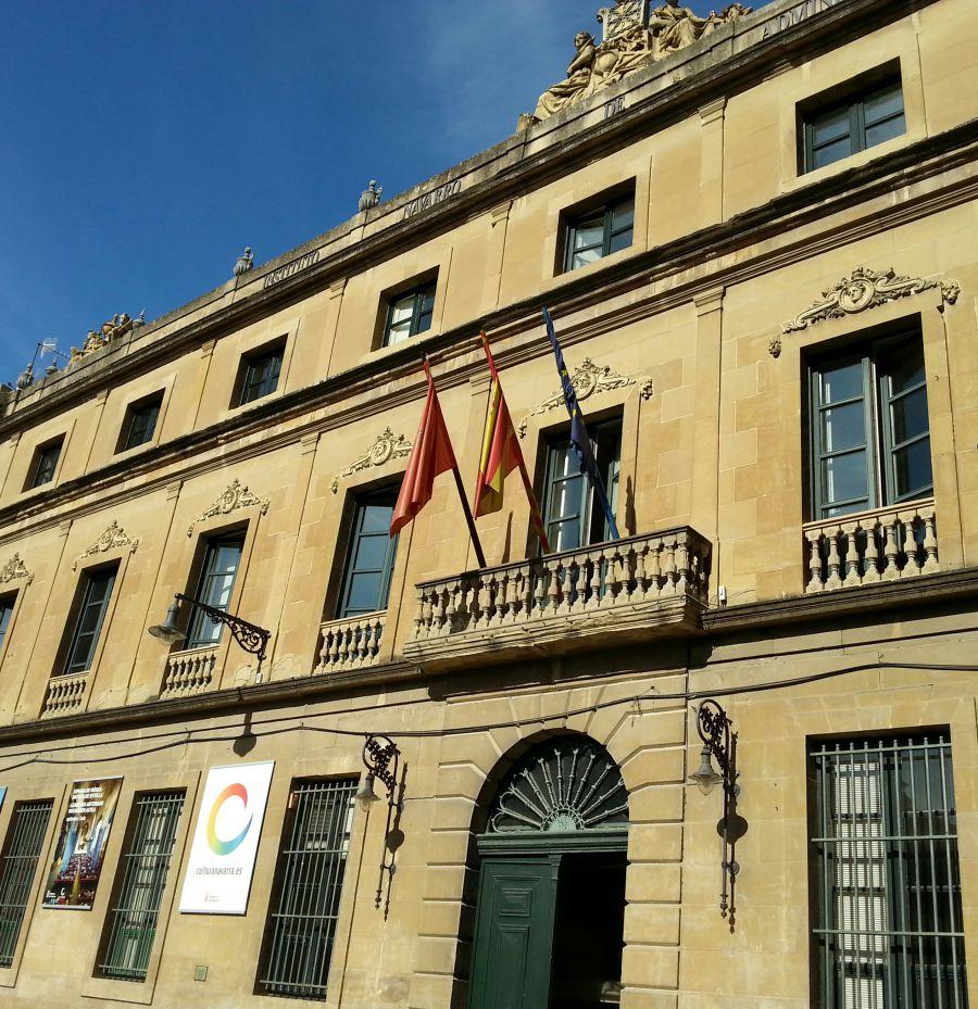 Las asociaciones profesionales pueden presentar las candidaturas al Consejo Navarro de la Cultura y de las Artes