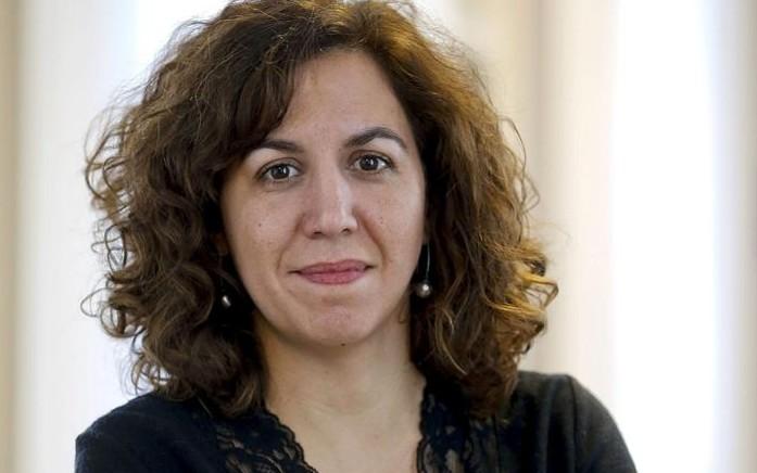Irene Lozano se estrena en un acto del PSOE con Sánchez y otros candidatos