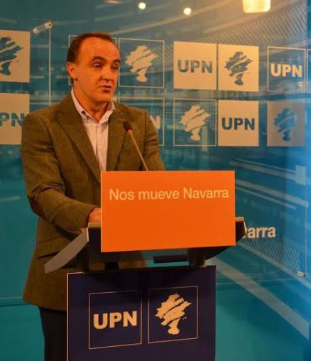 UPN denuncia que Barkos gobierne con quien va a ser investigado por delitos de lesa humanidad