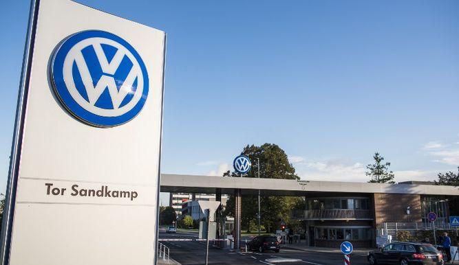 Registran varias sedes de Volkswagen, entre ellas la central, por orden de la Fiscalía alemana