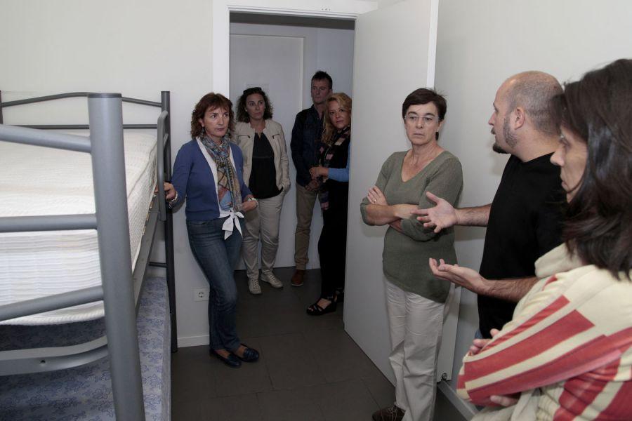 1.716 personas sin hogar en Pamplona