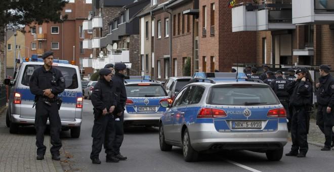 Siete detenidos en Alemania por su presunta implicación en los atentados de París