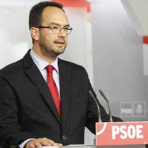 """El PSOE ve """"insólito"""" que Rajoy pretenda no tener control por estar en funciones"""