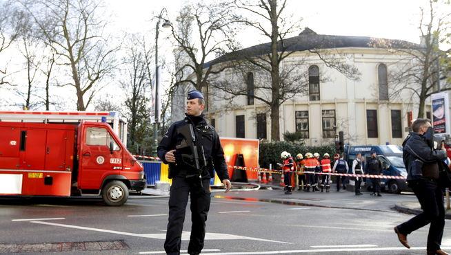 Otras diez personas detenidas en Bélgica por presunto vínculo con el 13-N