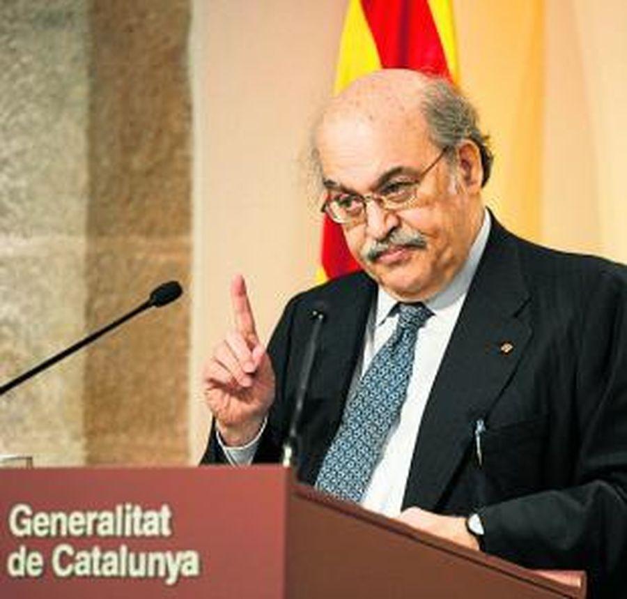 """La Generalidad recurrirá ante el Supremo las condiciones """"discriminatorias"""" impuestas por el Gobierno para recibir el FLA"""
