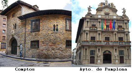 Comptos: El gasto de personal del Ayuntamiento de Pamplona asciende a 84 millones de euros