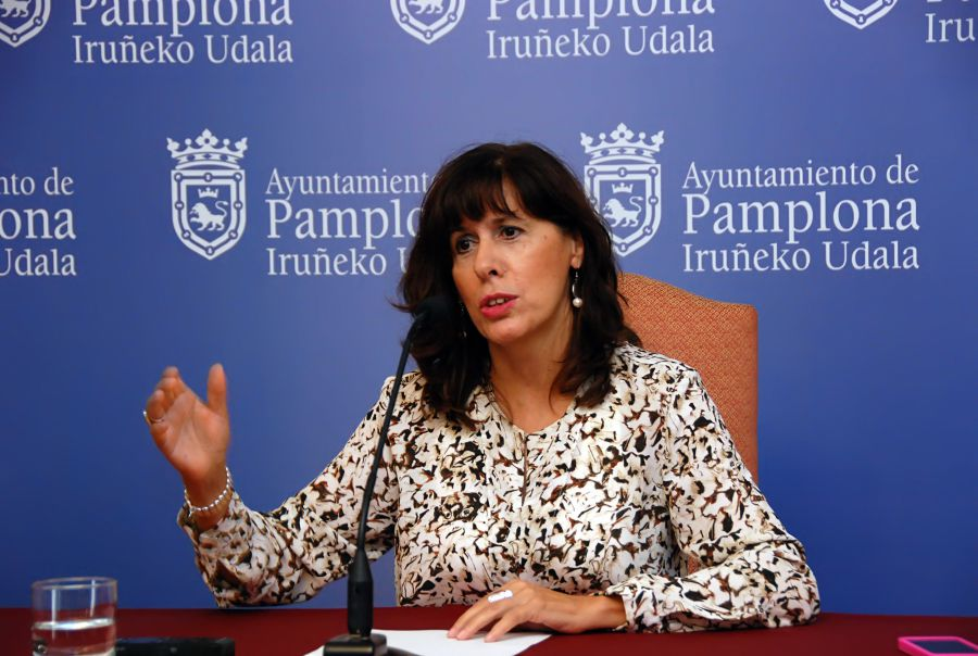 """Esporrín (PSN) pide al alcalde de Pamplona que cese en su comportamiento de """"crispación"""""""