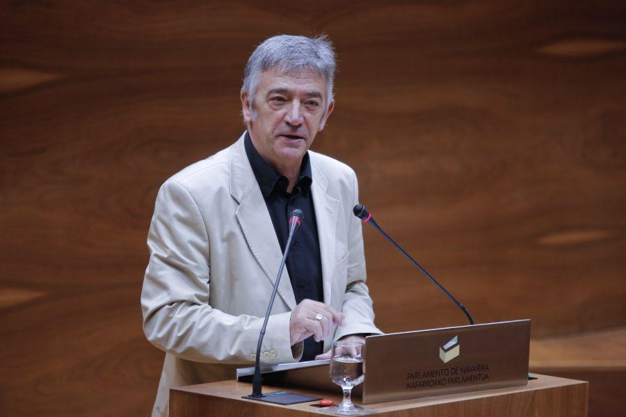 Geroa Bai critica el veto del Gobierno de Rajoy a la eliminación de cesantías en Navarra
