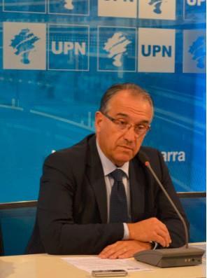 UPN pide la reprobación de Abaurrea (Bildu)