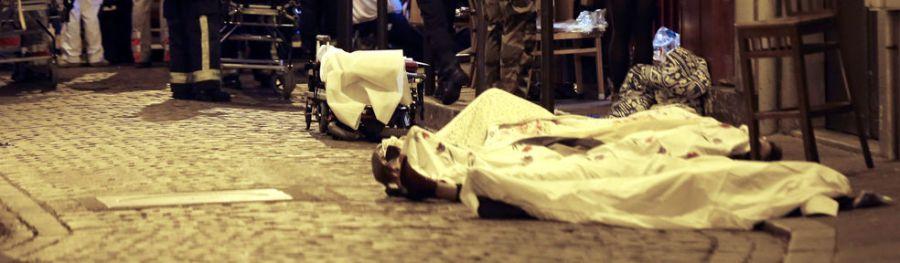 Masacre terrorista en París: Una cadena de atentados deja al menos 120 muertos y 83 heridos graves