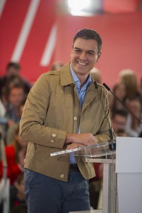 """Pedro Sánchez: """"La patria de PSOE es la igualdad"""""""