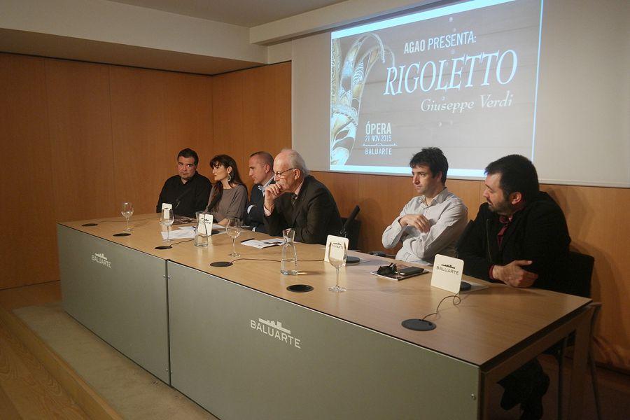 25 Aniversario: AGAO presenta 'Rigoletto' de Verdi la ópera que hizo célebre a Julián Gayarre