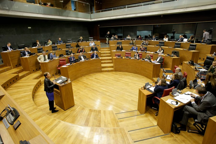 Aprobada una subvención a los partidos políticos por las elecciones forales de 2015
