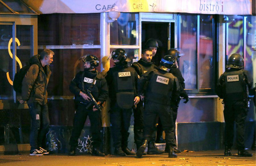 Francia busca un segundo yihadista huido implicado directamente en los atentados
