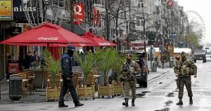 belgica-bruselas-Alerta en Bruselas por riesgo de un atentado similar al de París