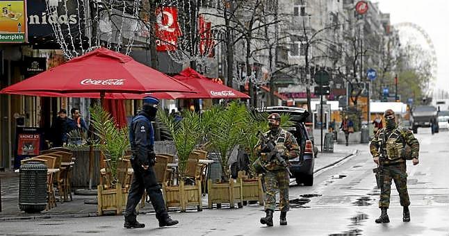 Bélgica mantiene sin cambios el nivel de alerta tras el ataque de un individuo