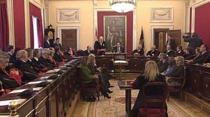 9N: El Consejo de Estado propone que se responsabilice a 21 cargos de la resolución independentista