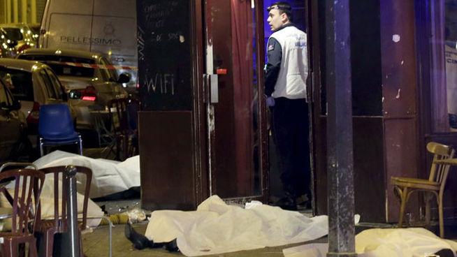 Los partidos políticos de Navarra se solidarizan con las víctimas de los atentados de Paris