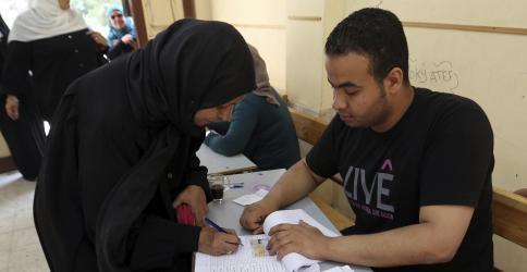 Por Amor a Egipto, favorable a Sisi, logra todos los escaños de los partidos