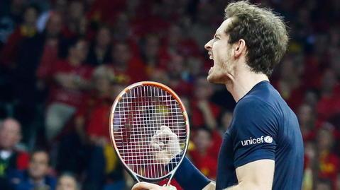 Murray repite victoria ante Nadal y gana su plaza para la final