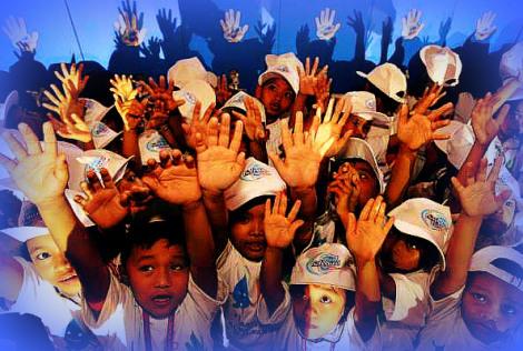 Los niños afectados por la desigualdad en los indicadores de desarrollo humano, dice UNICEF