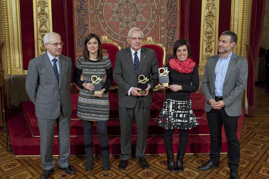 Premios a las buenas prácticas de los servicios sociales de la zona de Alsasua, Nuevo Futuro y Asociación SEI