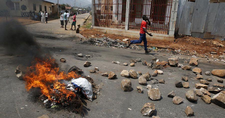 La ONU advierte de que la violencia en Burundi puede degenerar en un genocidio
