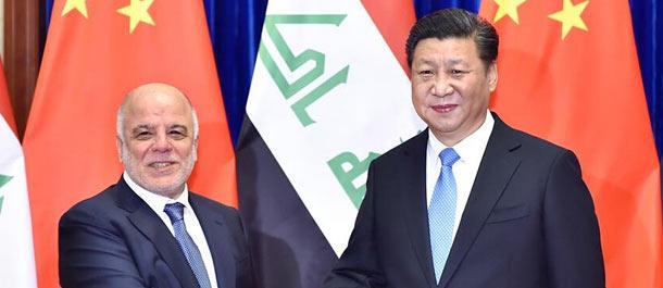 China e Irak acuerdan profundizar su cooperación energética y en seguridad