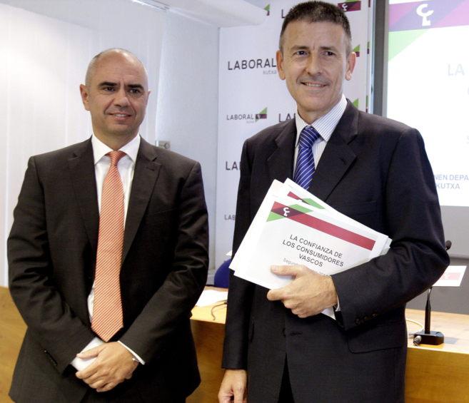 Caja Laboral prevé que la economía Navarra crezca un 2,9% en 2016