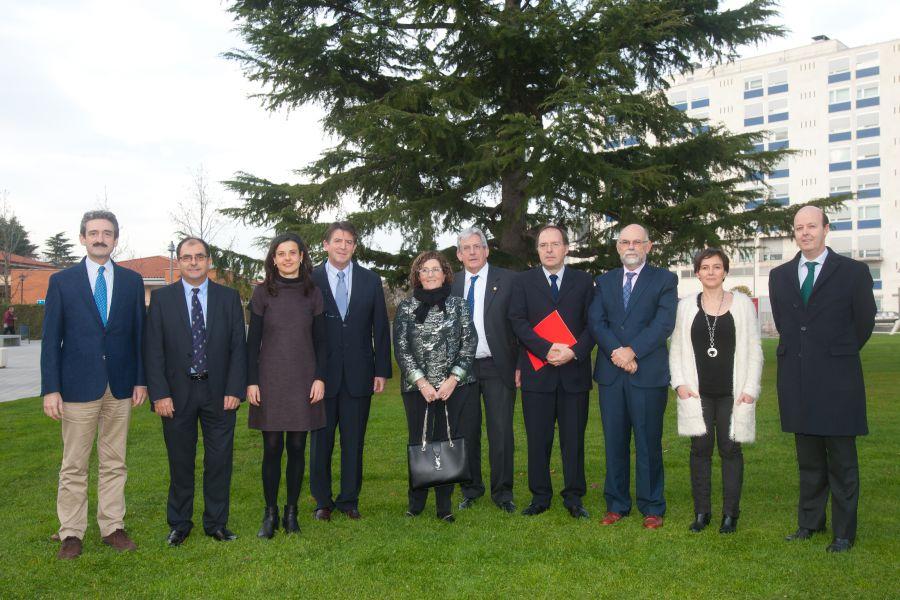 Mas de 200 investigadores abordan el plan del Instituto de Investigación Sanitaria de Navarra para los próximos años