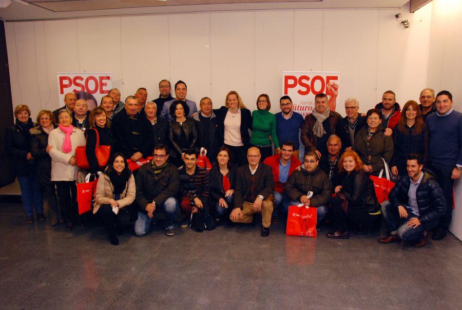 """20 D: El PSOE animan a no """"disgregar"""" el voto socialista"""