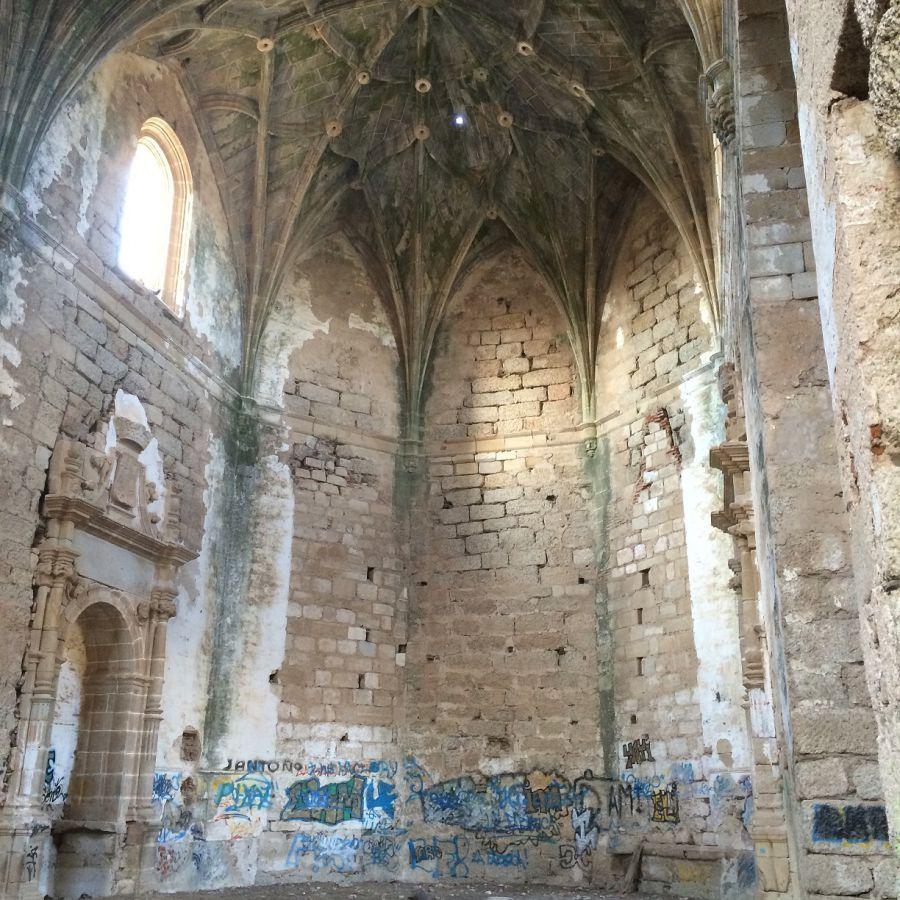 San Antonio de Padua (Extremadura) uno de los monumentos más amenazados de Europa