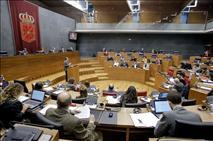 El Parlamento foral rechaza las enmiendas de totalidad a los Presupuestos de Navarra, que siguen su trámite