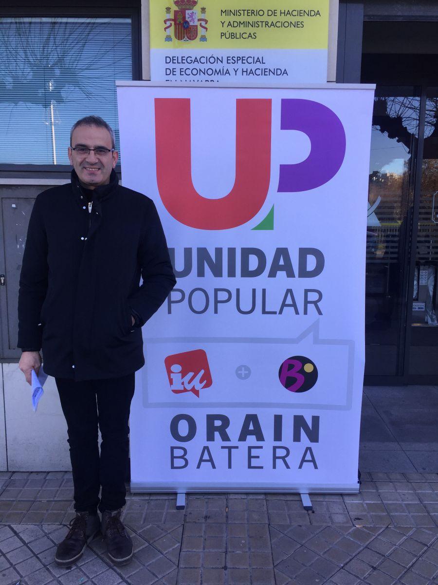 20 D: Unidad Popular propone que las rentas del capital tributen como las del trabajo