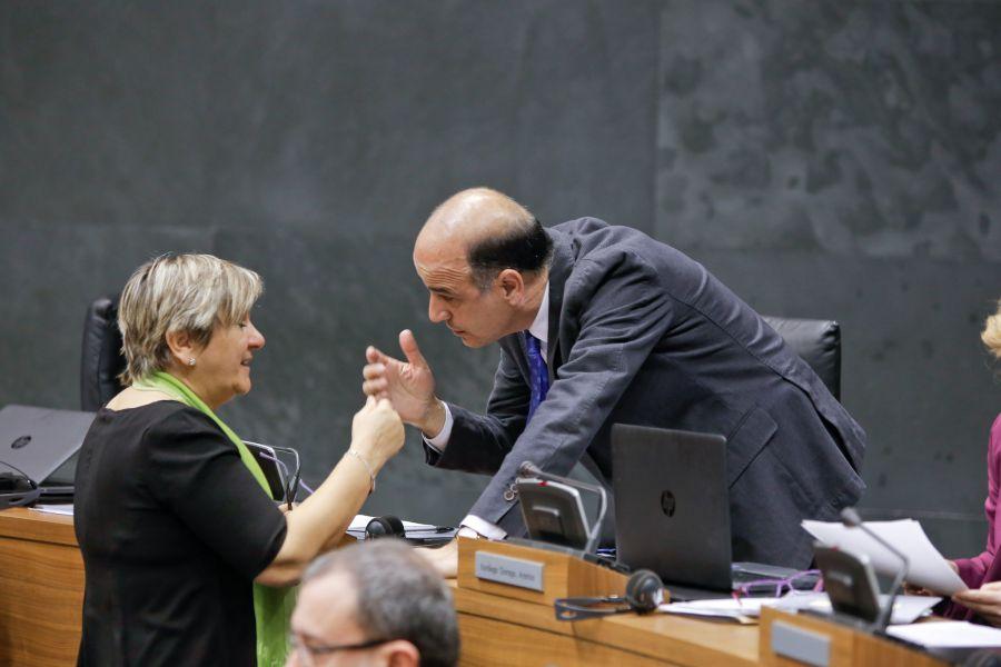 Se insta al gobierno de navarra a una OPE con equilibrio entre 'euskera' y castellano