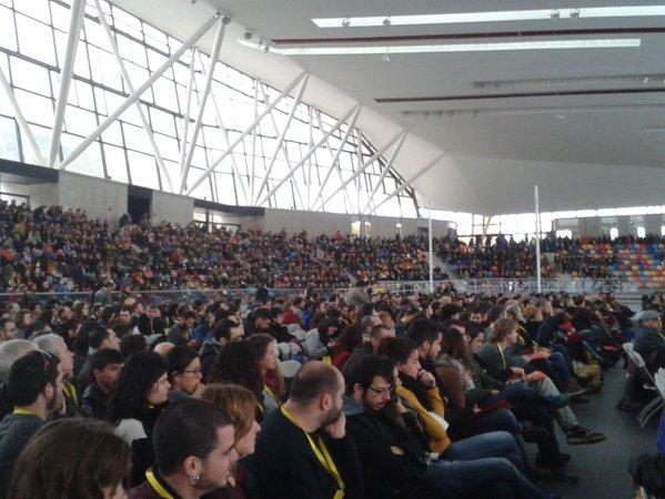 La CUP procede a la primera votación sobre Mas tras un intenso debate