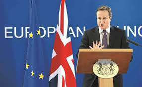 """Cameron pide """"progresos reales"""" hoy sobre las cuatro peticiones británicas"""