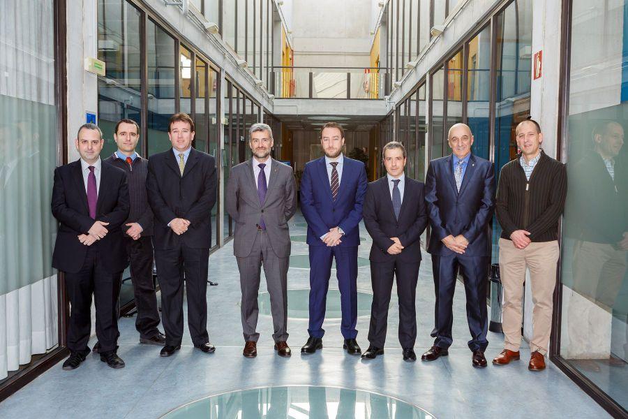 La UPNA entrega los Premios de Investigación 2015