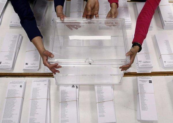El 30 de mayo se sortean los puestos de presidentes y vocales para las mesas electorales de Pamplona