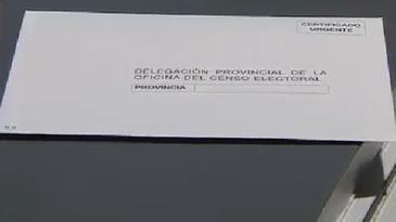 20 D: El voto por correo crece al menos un 12,7%