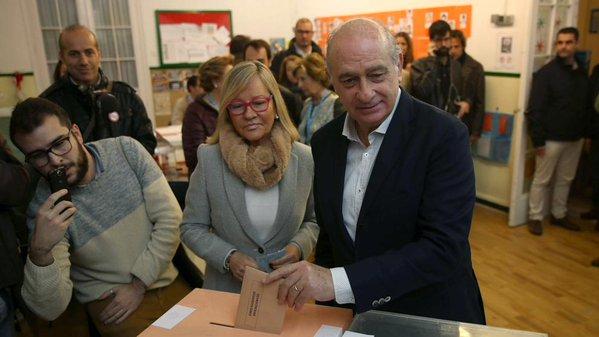 20 D: Fernández Díaz espera un Gobierno estable tras las elecciones
