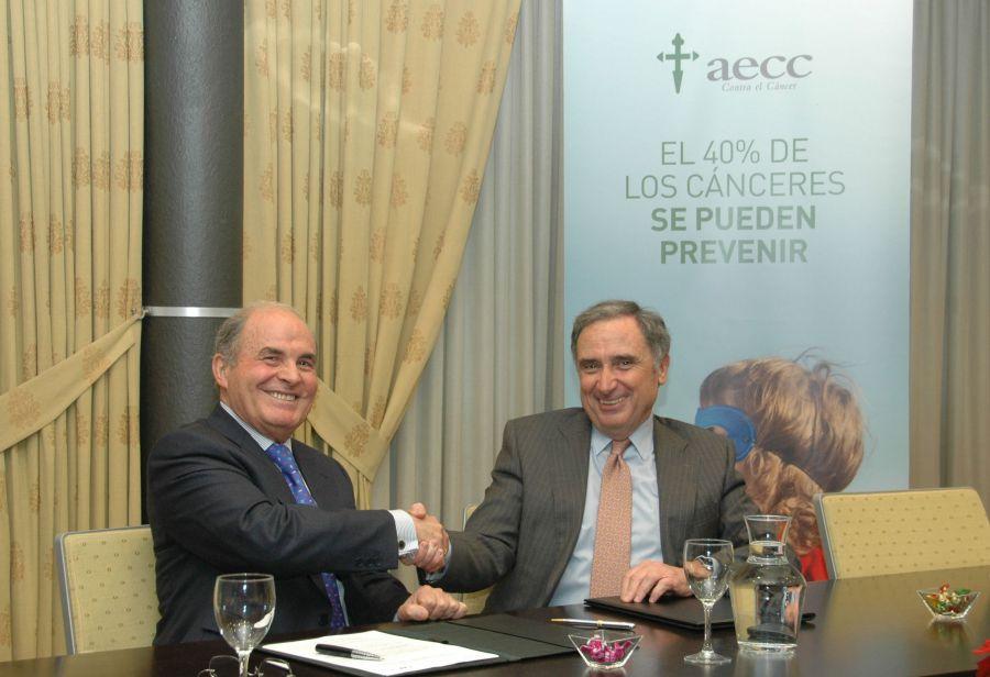 CEIN colabora con AECC en acciones de promoción de la salud en las empresas navarras
