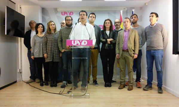 """UPyD deja todas las causas judiciales por no lograr el """"respaldo ciudadano"""""""