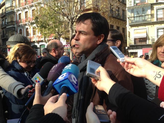 """20 D: Herzog espera una """"altísima"""" participación y que los votantes sean exigentes"""