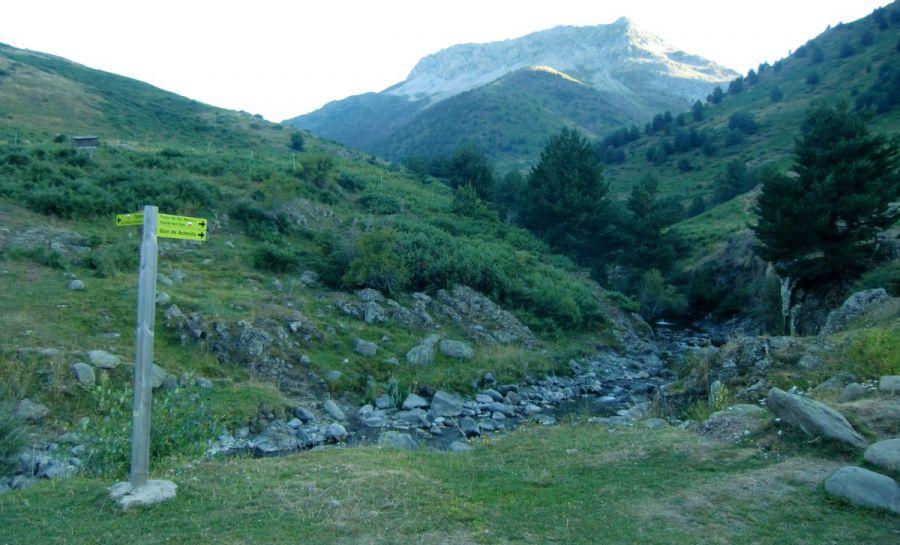 Fallece un montañero de Pamplona tras sufrir un accidente en el Pirineo aragonés