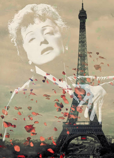 Un espectáculo musical y audiovisual repasará este sábado en el Teatro Gayarre la vida de Edith Piaf