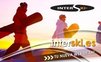 Nace interski.es, portal web para esquiadores