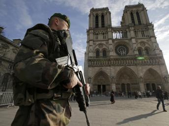 Europa se blinda en Fin de Año por temor a atentados
